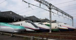 В Японии восстанавливают линии синкансэн
