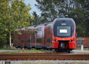 Грузинские железные дороги закупят поезда Stadler KISS