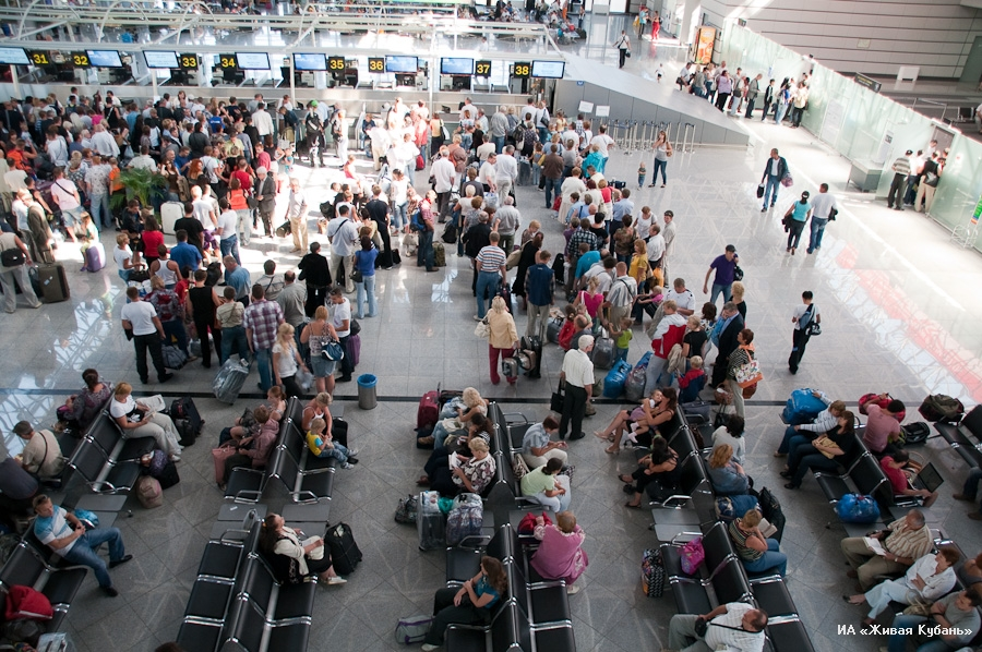 В Минтрансе сочли меры безопасности в аэропортах достаточными