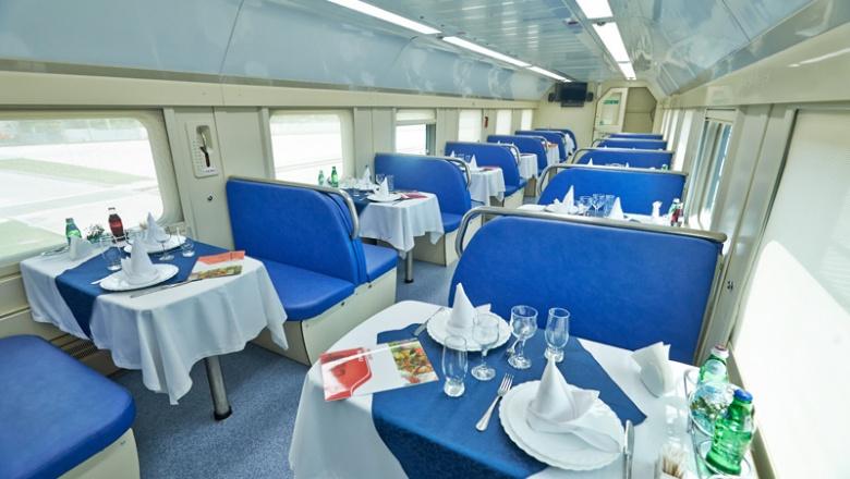 Food Zavod накормит пассажиров поездов дальнего следования