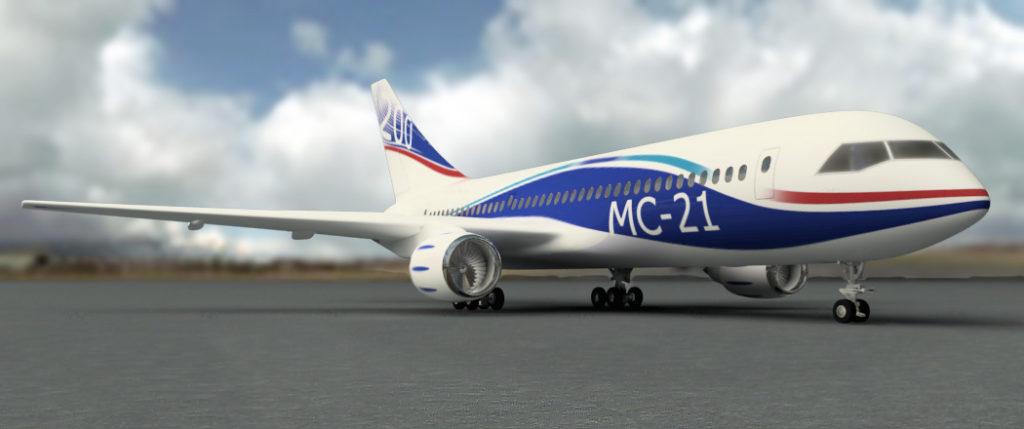 Новый российский пассажирский самолёт представлен в Иркутске