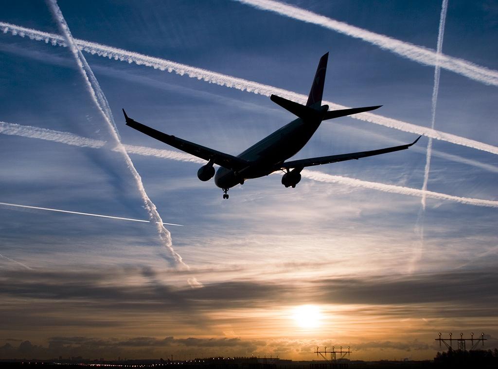 Выявлены самые экологичные авиакомпании