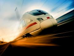 Высокоскоростные поезда для России создадут в Китае