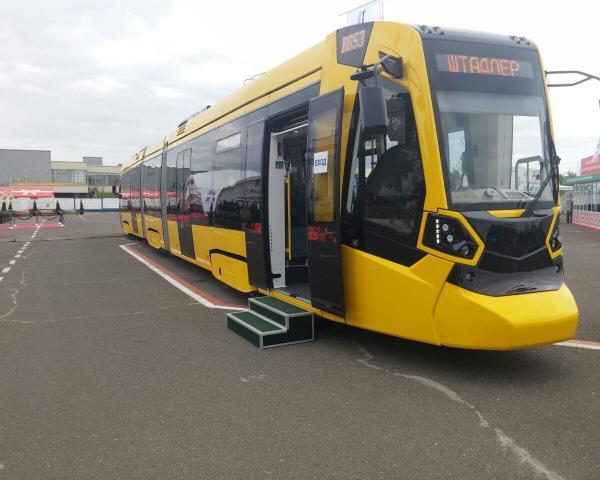 Трамвай «Метелица» теперь и в Краснодаре