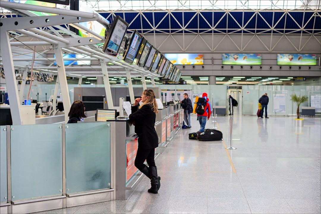 В Сочи регистрацию на рейс можно пройти онлайн