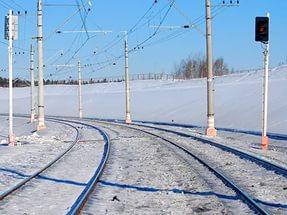 В Китае тестируют морозоустойчивый поезд для России