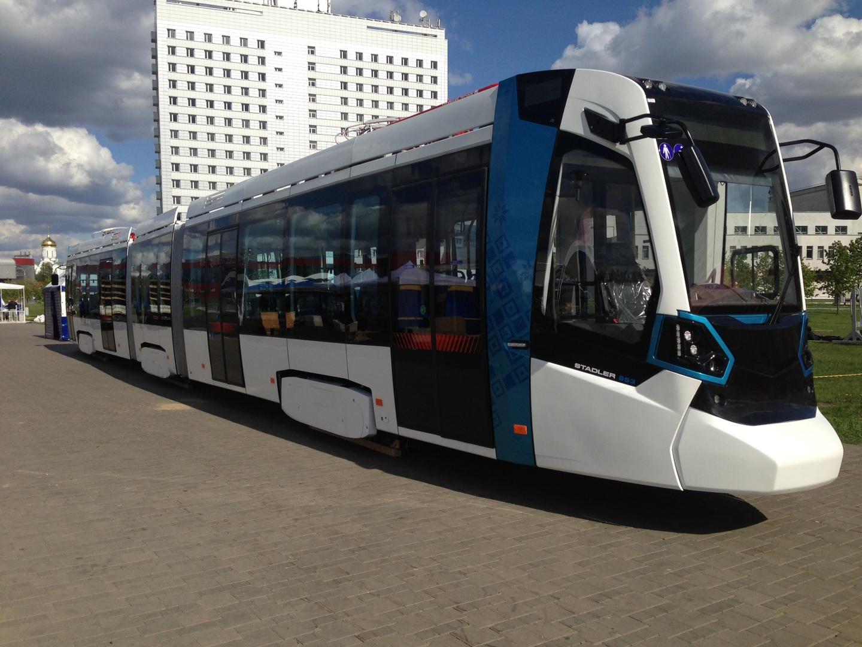 В Санкт-Петербурге могут появиться швейцарские трамваи