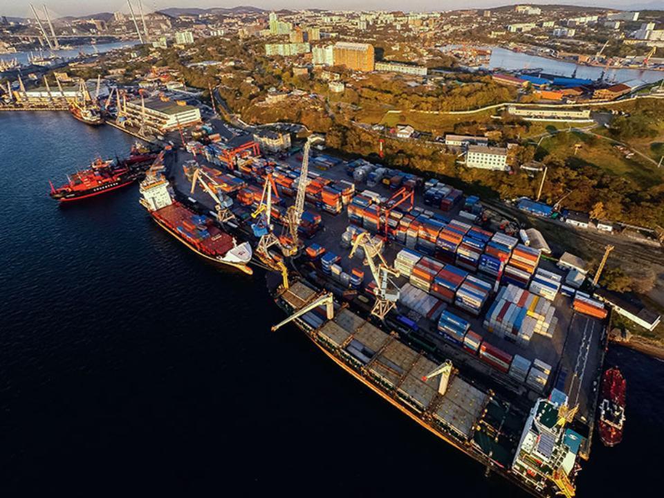 Владивосток смогут посещать круизные лайнеры