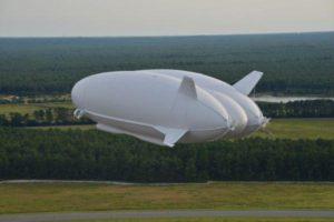Самое большое воздушное судно создано в Великобритании