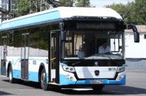 автобусы электро