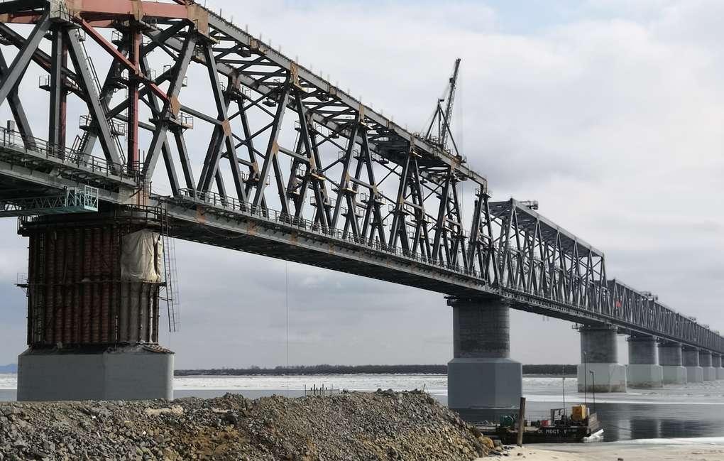 Открытие моста через Амур между Благовещенском и Хэйхэ состоится 31 мая
